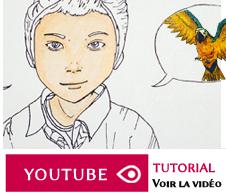 Voir la vidéo du tutorial sur youtube Trublion m2 Graphisme